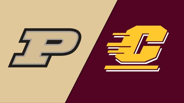 Purdue vs. Central Michigan (Wrestling)