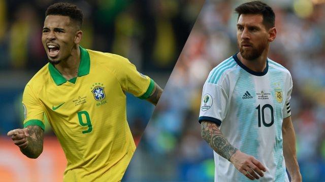 Pick the world cup 2020 live score brazil v argentina