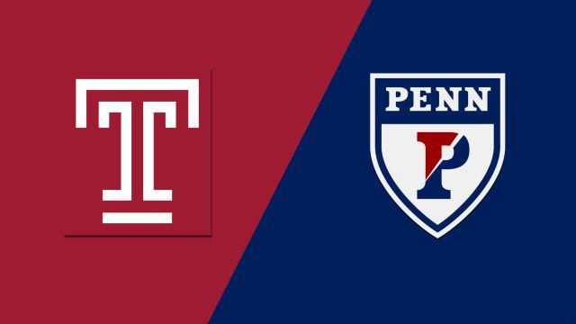 Temple vs. Pennsylvania (W Basketball)
