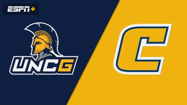 UNC Greensboro vs. Chattanooga (M Basketball)
