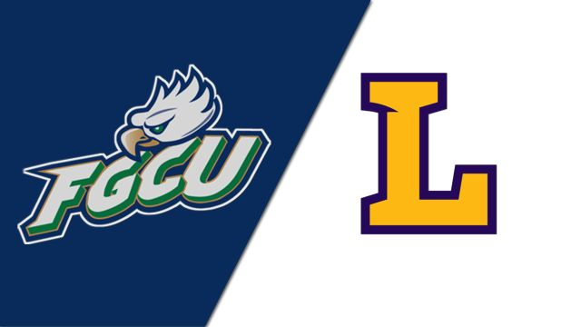 Florida Gulf Coast vs. Lipscomb (M Basketball)
