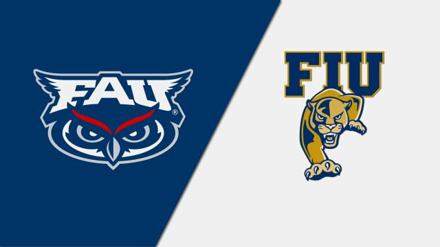 Florida Atlantic vs. Florida International (W Basketball)