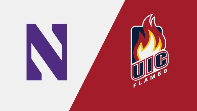 Northwestern vs. UIC (M Soccer)