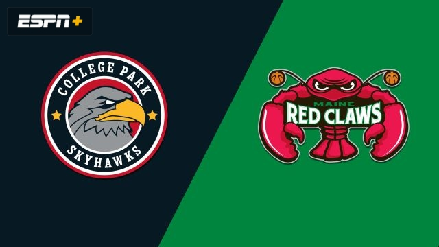 College Park SkyHawks vs. Maine Red Claws