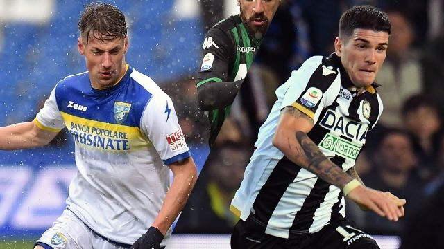 Frosinone vs. Udinese (Serie A)