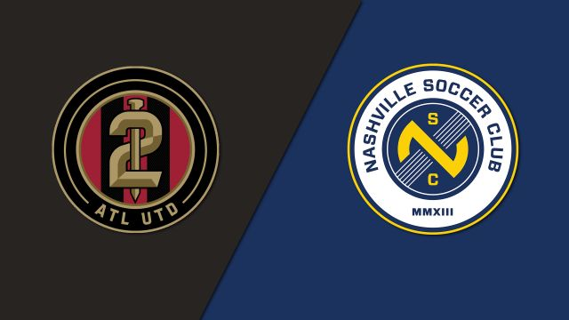 Atlanta United FC 2 vs. Nashville SC