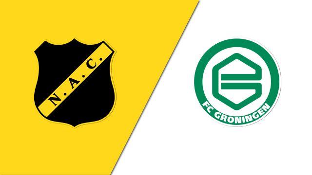 NAC Breda vs. Groningen (Eredivisie)