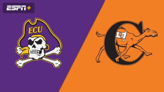 #19 East Carolina vs. Campbell (Baseball)