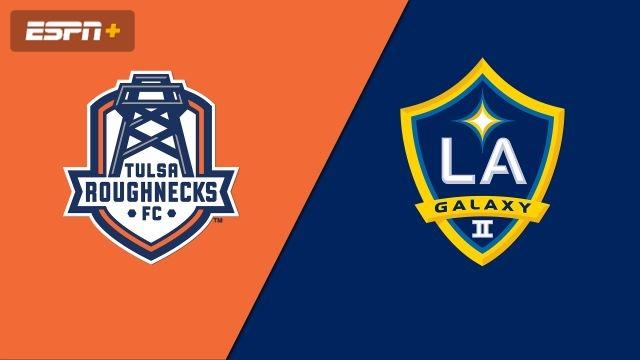 Tulsa Roughnecks FC vs. LA Galaxy II (USL Championship)