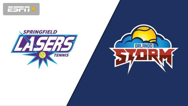 Springfield Lasers vs. Orlando Storm