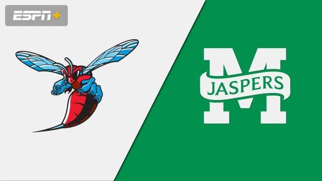 Delaware State vs. Manhattan (M Basketball)