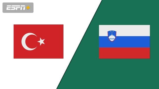 Turkey vs. Slovenia (Group Phase) (FIBA Women's EuroBasket 2019)