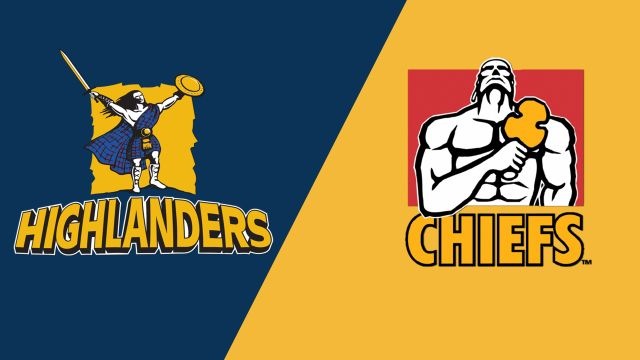 Highlanders vs. Chiefs (Super Rugby)