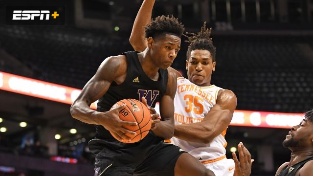#20 Washington vs. Tennessee (M Basketball)