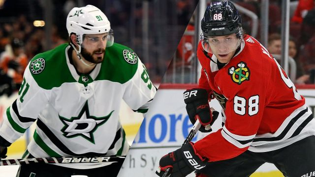 Dallas Stars vs. Chicago Blackhawks