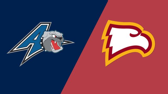 UNC Asheville vs. Winthrop (W Volleyball)