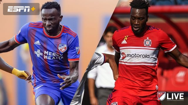 FC Cincinnati vs. Chicago Fire (MLS)
