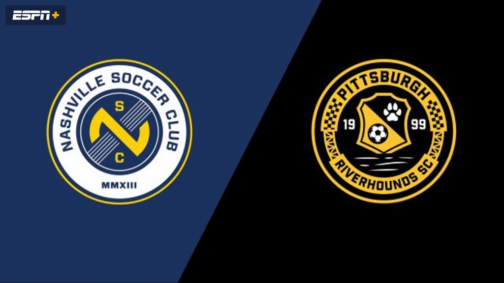 Nashville SC vs. Pittsburgh Riverhounds SC (USL Championship)