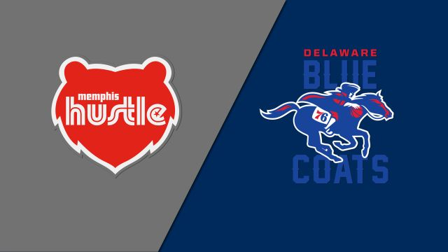 Memphis Hustle vs. Delaware Blue Coats