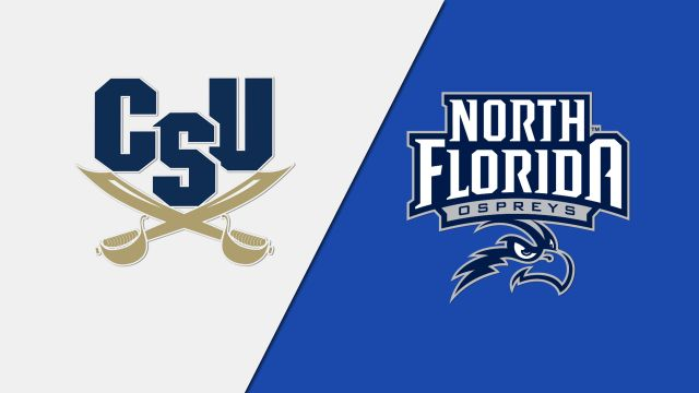Charleston Southern vs. North Florida (M Basketball)