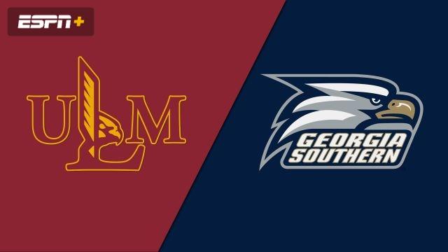 Louisiana-Monroe vs. Georgia Southern (Football)