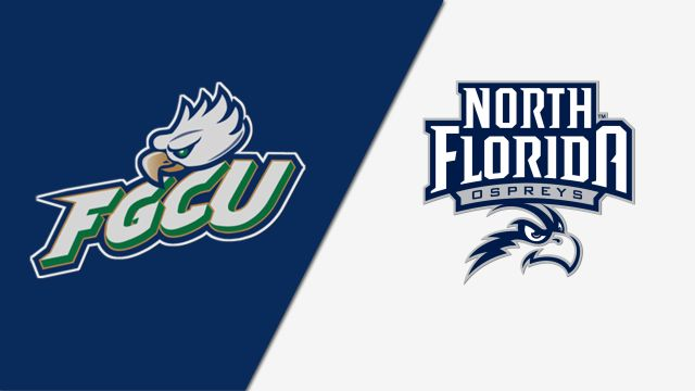 Florida Gulf Coast vs. North Florida (W Beach Volleyball)