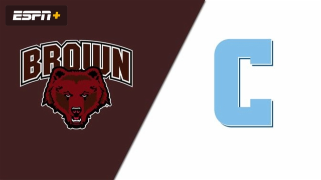 Brown vs. Columbia (M Basketball)