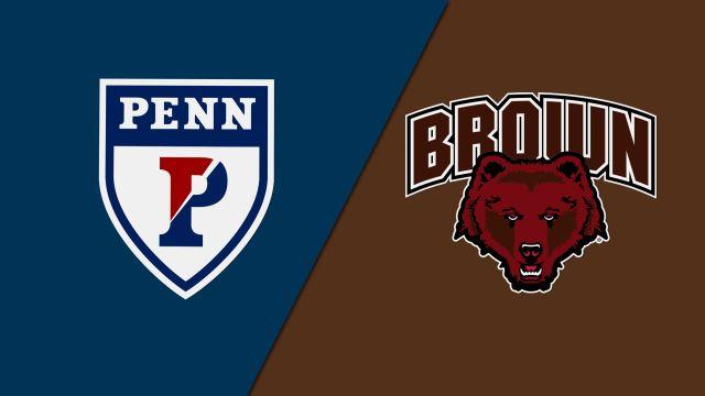 Pennsylvania vs. Brown