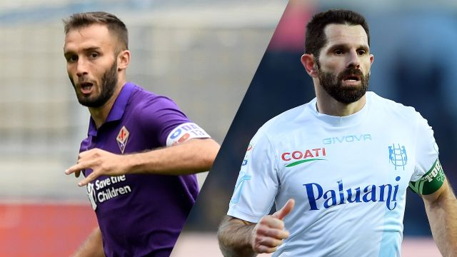 Fiorentina vs. Chievo (Serie A)