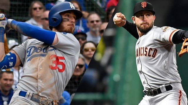 Los Angeles Dodgers vs. San Francisco Giants