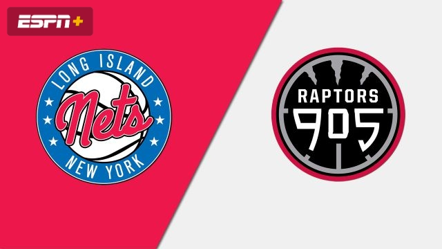 Long Island Nets vs. Raptors 905