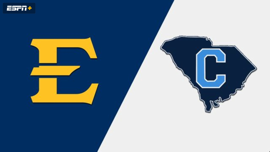 East Tennessee State vs. The Citadel (M Basketball)