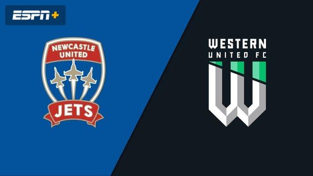 Newcastle Jets vs. Western United FC (A-League)