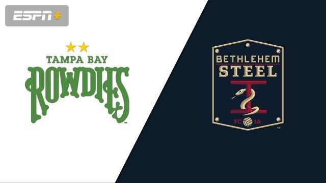 Tampa Bay Rowdies vs. Bethlehem Steel FC (USL Championship)