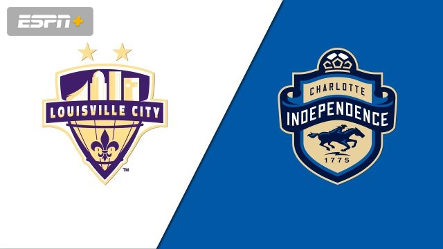 Louisville City FC vs. Charlotte Independence (USL Championship)