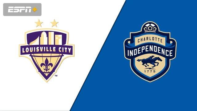 Louisville City FC vs. Charlotte Independence (USL Championship)