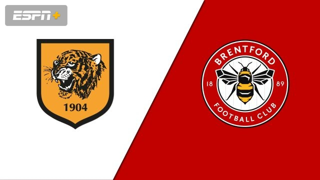 Hull City vs. Brentford (English League Championship)