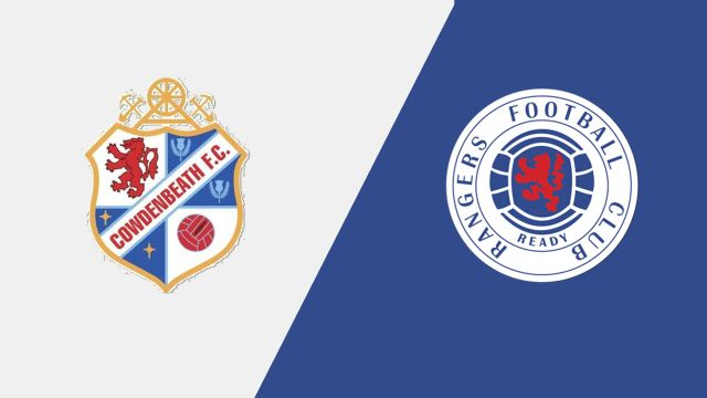 Cowdenbeath FC vs. Rangers (Round #4) (Scottish Cup)