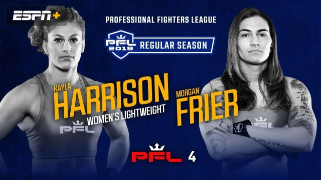 Professional Fighters League (PFL 4)