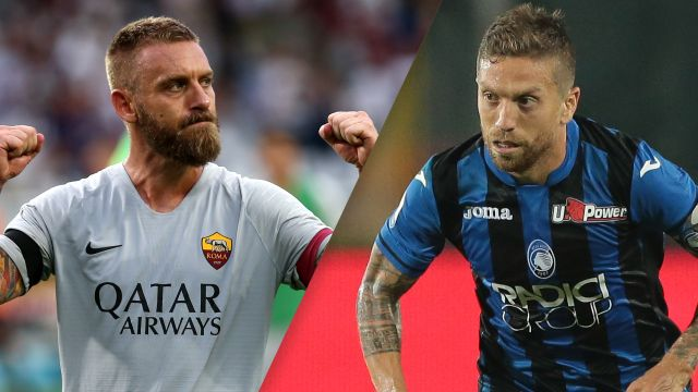 AS Roma vs. Atalanta (Serie A)
