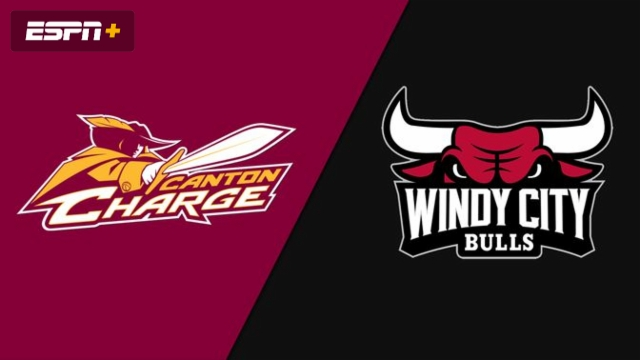 Canton Charge vs. Windy City Bulls