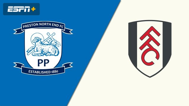 Preston North End vs. Fulham (English League Championship)