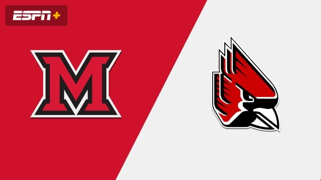 Miami (OH) vs. Ball State (M Basketball)