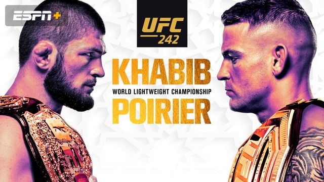 UFC 242: Khabib vs. Poirier presented by Modelo (Prelims)