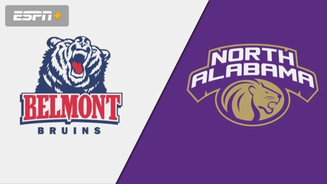 Belmont vs. North Alabama (Baseball)