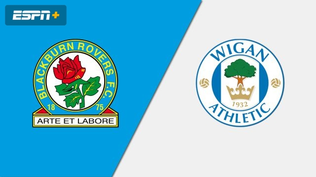 Blackburn Rovers vs. Wigan Athletic (English League Championship)