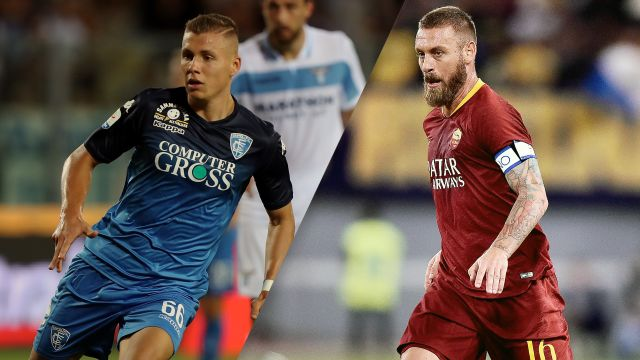 Empoli vs. AS Roma (Serie A)