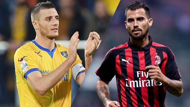Frosinone vs. AC Milan (Serie A)