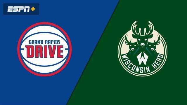 Grand Rapids Drive vs. Wisconsin Herd