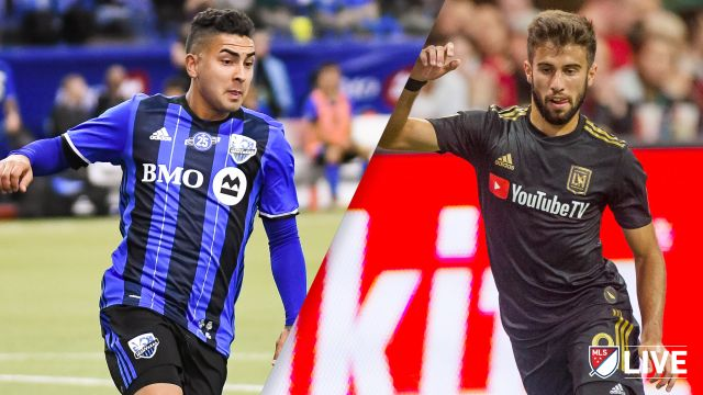Montreal Impact vs. Los Angeles FC